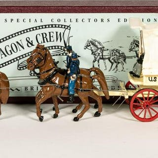 "North Shore Miniatures ""Civil War Ambulance"""