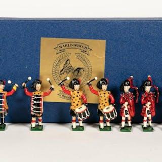 """Marlborough """"Black Watch C. 1900"""" Toy Soldiers"""