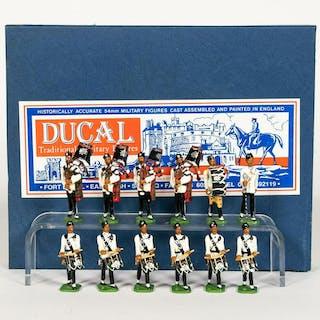 Ducal, King Edward's Own Gurkha Marching Band