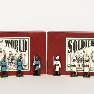 """Soldiers of the World """"Indian Army"""" IA79/C, IA83/C"""