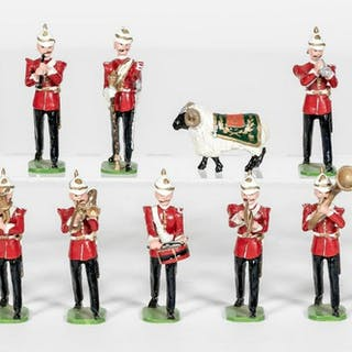 "13 Pc, Ducal ""British Army of The Line Band"""