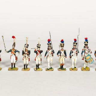 Attributed, Stadden French Napoleonic Band