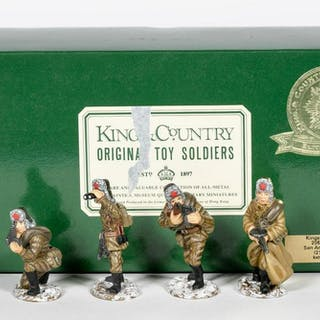 """King and Country """"Russians"""" RA02 Toy Soldiers"""