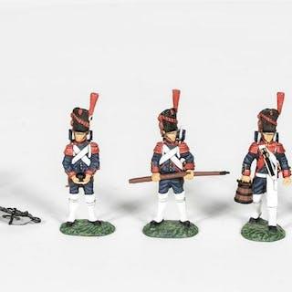 """6 Pc, Frontline Figures """"French Napoleonic"""""""