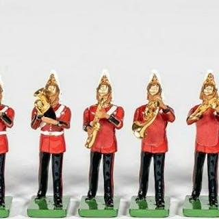 "13 Pc, Britains ""British  Life Guards Band"""