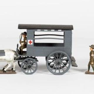 "Mignot Set #1512 ""French Colonial Ambulance"""