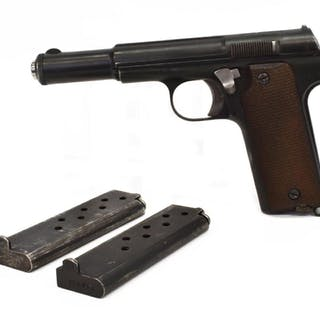 ASTRA MODEL 600 PISTOL, 9MM CALIBER