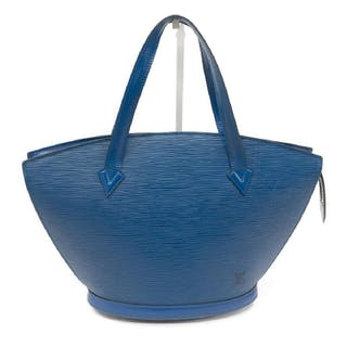 LOUIS VUITTON 'ST. JACQUES' EPI LEATHER HANDBAG