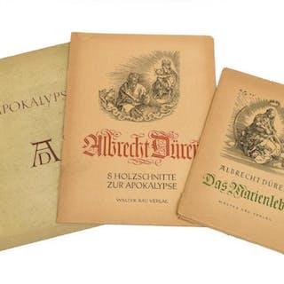 (3) ILLUSTRATIONS BY ALBRECHT DURER (1471-1528)