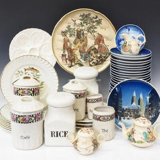 (51) TABLEWARE, ROYAL COPENHAGEN, B&G, CROWN DEVON