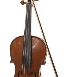 VIOLIN, LOWENDALL/WARDS, CARVALHO BOW