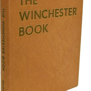 """THE WINCHESTER BOOK,"" AUTHOR SIGNED"