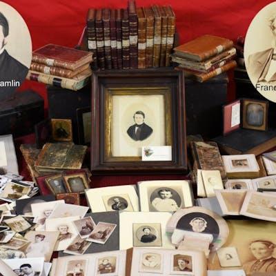 Calif Gold Rush Pioneer Manuscript Archive Diaries