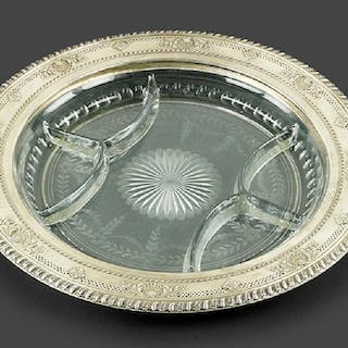 A Wallace Serving Dish.