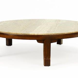 An Edward Wormley for Dunbar Low Table.