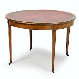 An Early 19th Century Georgian Mahogany Table.