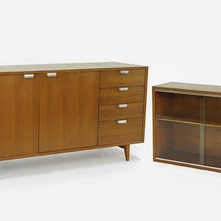 A George Nelson & Associates Sideboard.