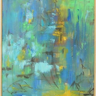 John Chin Young (American,  1909-1987) Untitled