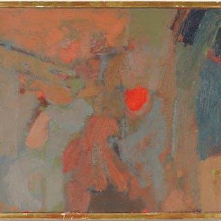 Stephen Greene (American, 1917-1999) The Garden.