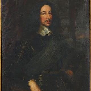 Spanish / Dutch School (17th Century) Portrait of a