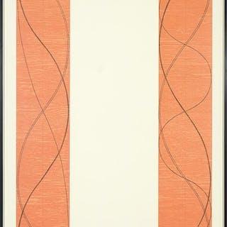 Robert Mangold (American, B. 1937) Two Columns B.