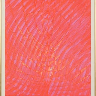 Stanley William Hayter (British, 1901-1988) Symmetry.
