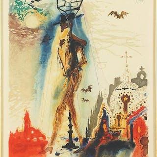 Salvador Dali (Spanish, 1904-1989) Don Jose