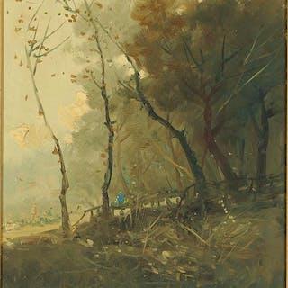 De Grasse (20th Century) Landscape.