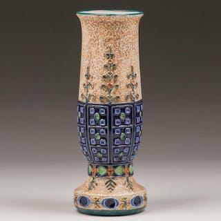 Vienna Secessionist Porcelain Vase c1900s