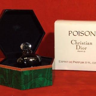 Vintage CHRISTIAN DIOR POISON Perfume