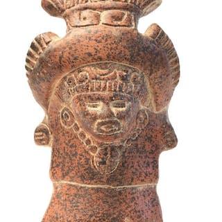 Peruvian Pottery Figural