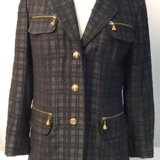Silk and More Luxury Custom Jacket