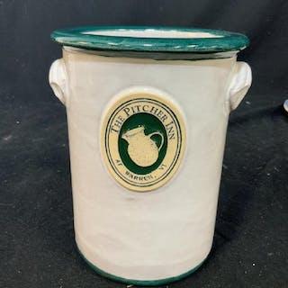 Vermont Pottery Vessel Vase