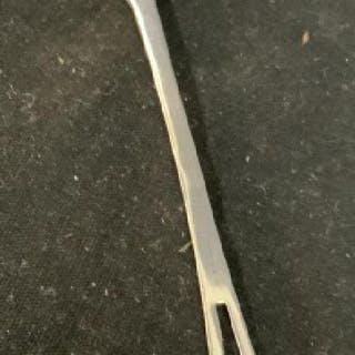 sterling Silver Spoon Utensil