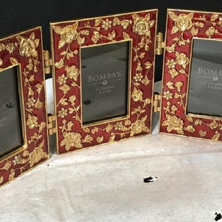Lot 4 Bombay Frames In Original Box Never Used
