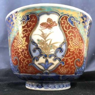 Pair 19TH Century Porcelain IMARI Bowls
