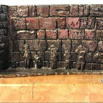 A KEDEM ISRAEL Sculpture, Wailing Wall