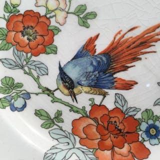 Framed Wood & Sons Ltd Antique Plate