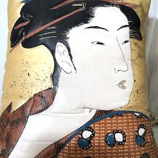 Asian Toss Pillow