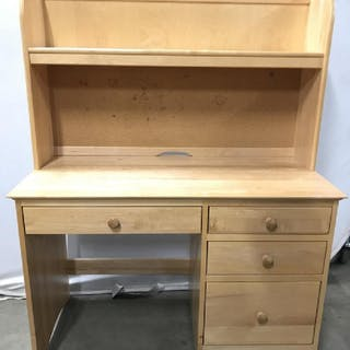 Children's 4 Drawer Bedroom Desk