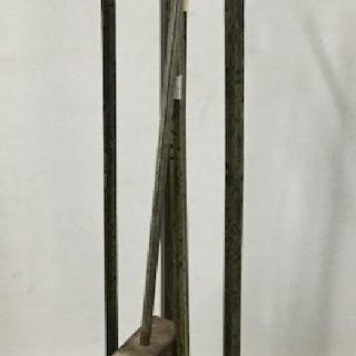 Lot 5 Firplace Tools & Stand