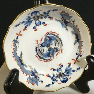 MEISSEN Collectible Vintage Porcelain Dish