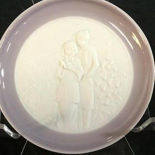 Vintage LLADRO Porcelain Decor Dish