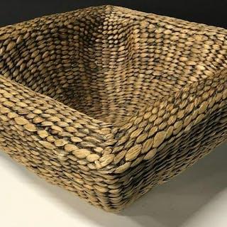 Large Woven Centerpiece Bowl