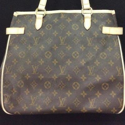 Louis Vuitton Classic Monogram Women's Tote Bag