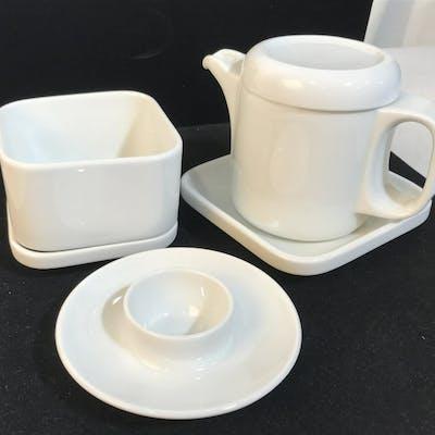 Lot 6 pcs Schonwald German Porcelain Tableware