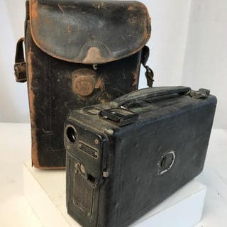 Vintage KODAK PORTRAIT CAMERA and case