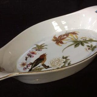 SHAFFORD ORIGINAL DESIGN CHINESE GARDEN Dish