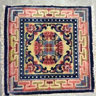 Antique Handmade Chinese Carpet