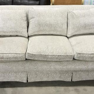 Luxury Fabric Down Filled Designer Sofa